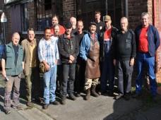 Amercian Bladesmith Society seminar